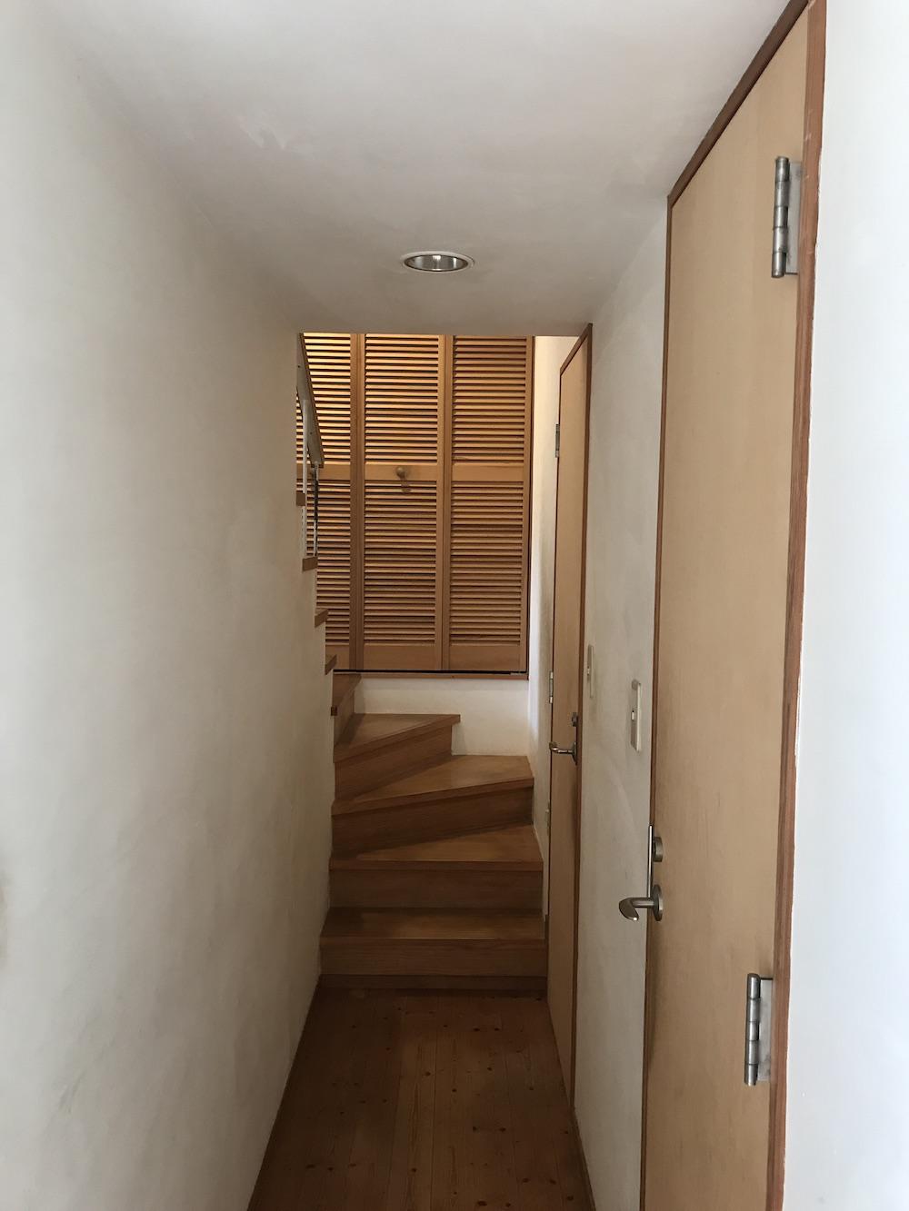 廊下の天井