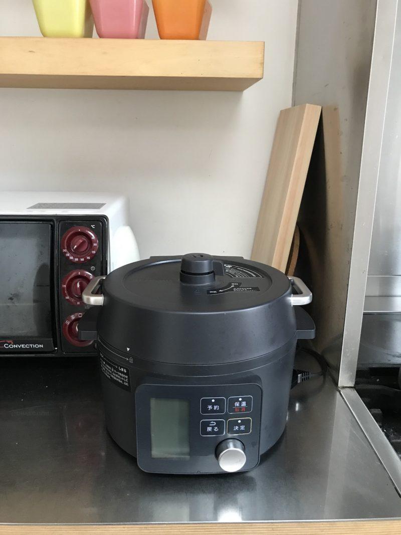 アイリスオーヤマ電気調理鍋