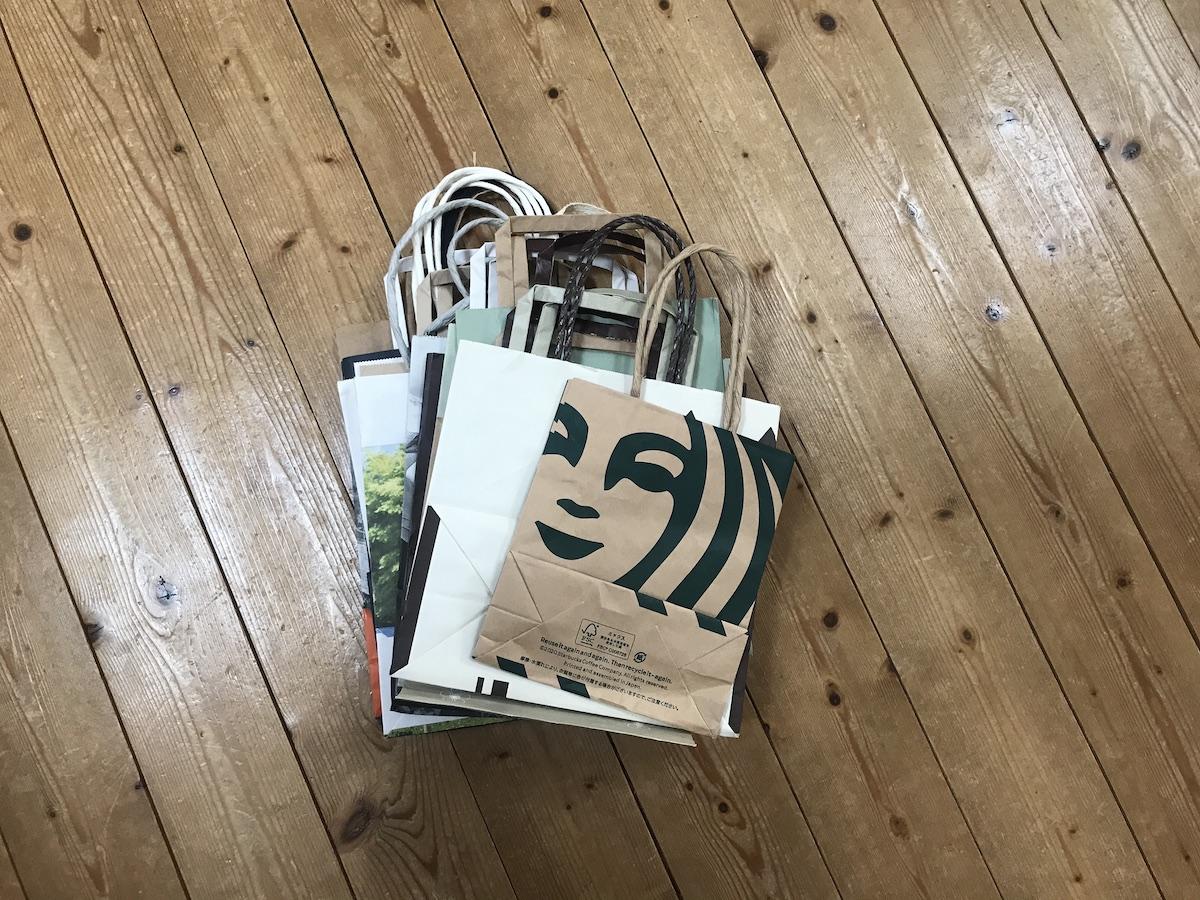捨てた紙袋 アイキャッチ